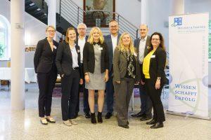 Foto: das Team von Moldzio & Partner